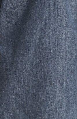 Current/Elliott 'The Perfect' Button Front Denim Shirt