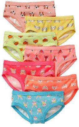 Gap Animal days of the week underwear (7-pack)