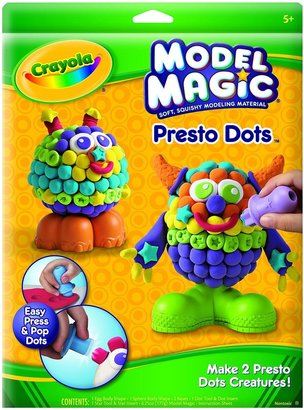 Crayola Model Magic Presto Dots Multi
