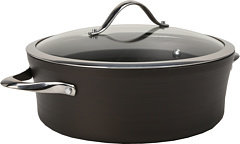 Calphalon Contemporary Anodized Nonstick Bronze 5 Qt. Dutch Oven