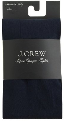 J.Crew Super-opaque tights