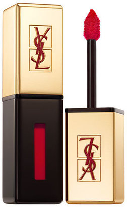 Yves Saint Laurent 'Rouge Pur Couture - Vernis A Levres' Glossy Stain - 05 Rouge Vintage $36 thestylecure.com