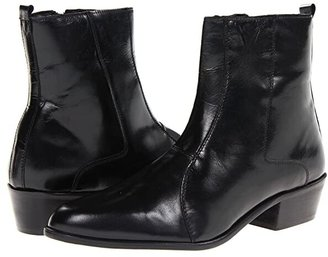 Stacy Adams Santos Plain Toe Side Zip Boot