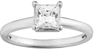 Simply Vera Vera Wang Diamond Solitaire Engagement Ring in 14k White Gold (1 ct. T.W.)
