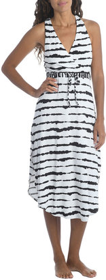 La Blanca Elemental Coverup Midi Dress