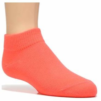 Famous Footwear 6 Pack Toddler No Show Ultra Thin Socks