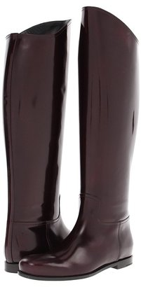 Bottega Veneta 297865VX170 2201 (Maroon Ivy Calf) - Footwear