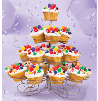 Wilton Mini Cupcakes 'N More Dessert Stand