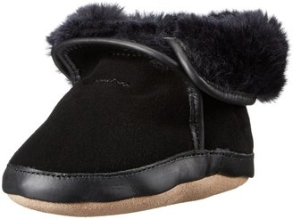 Robeez Baby-Boy's Cozy Ankle Bootie Boot