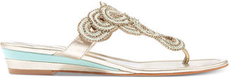 Vince Camuto Shoes, Idan Wedge Thong Sandals