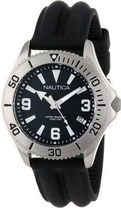 Nautica Midsize N11532M NAC 102 Mid Date Watch $115 thestylecure.com