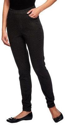 Denim & Co. Regular Classic Waist Stretch Jeggings