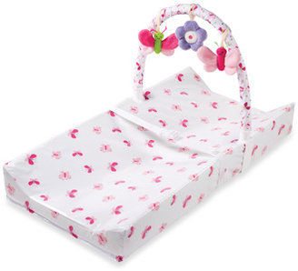Bed Bath & Beyond Summer Infant Flower Changing Pad with Toys