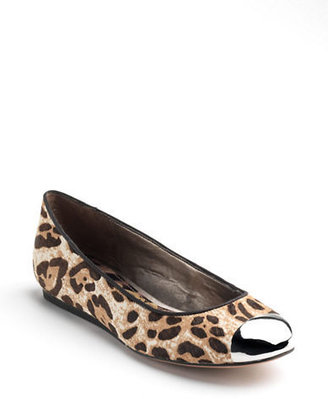 Sam Edelman Jordie Animal Print Ballet Flats