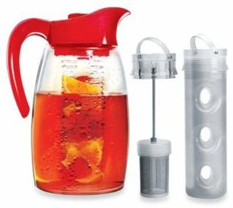 Primula Flavor It® Infuse Pitcher in Red