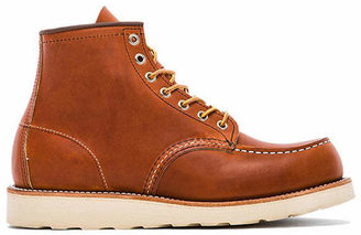 "Red Wing Shoes 6"" Moc Toe"