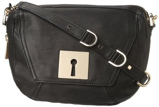 Botkier Key Crossbody (Black) - Bags and Luggage
