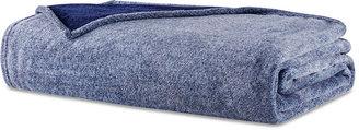 Woolrich Reversible Heathered Plush King Blanket