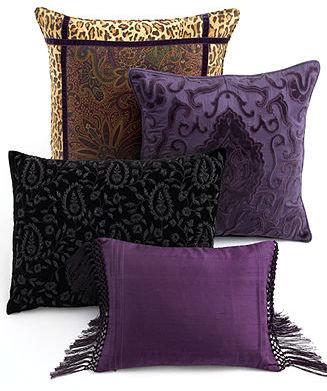 """Lauren Ralph Lauren CLOSEOUT! Bedding, New Bohemian 15"""" x 20"""" Decorative Pillow"""