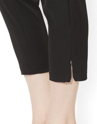 Lauren Ralph Lauren Stretch Skinny Cropped Pants
