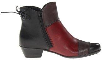 Rieker D7380 Milla 80 Women's Pull-on Boots