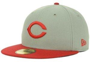 New Era Cincinnati Reds Mlb Cooperstown 59FIFTY Cap