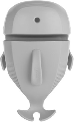 Boon Whale Pod Bath Toy Scoop, Drain & Storage - Gray