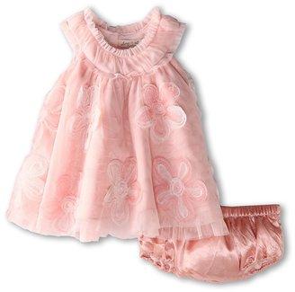 Luna Luna Copenhagen Fleur Dress (Infant) (Petal) - Apparel