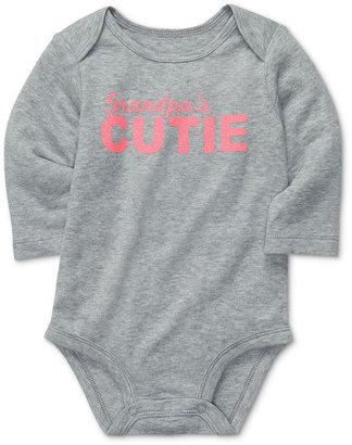 Carter's Baby Bodysuit, Baby Girls Grandpa's Cutie Bodysuit