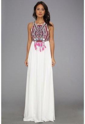 Mara Hoffman Embroidered Maxi Dress Women's Dress