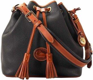 Dooney & Bourke All Weather Leather 2 Medium Drawstring