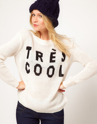 Asos Tres Cool Sweater
