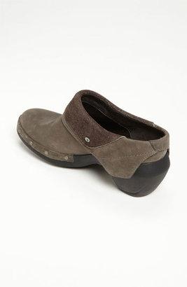 Merrell 'Luxe Wrap' Nubuck Leather Clog