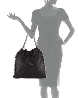 Stella McCartney Falabella Large Tote, Black