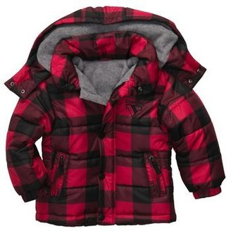 Osh Kosh Buffalo Plaid Jacket