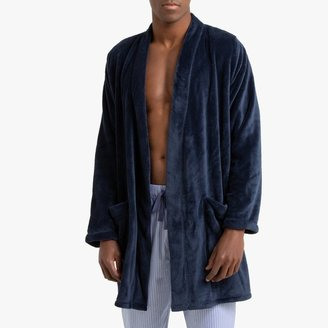 La Redoute Collections Fleece Bathrobe