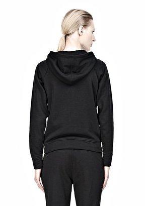 Alexander Wang Zip Up Hooded Jacket