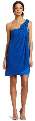 Max & Cleo Women's Oragami Sky Dress