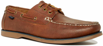 Polo Ralph Lauren Bienne Tumbled Leather Boat Shoes $99 thestylecure.com