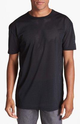 Topman Oversized Mesh T-Shirt
