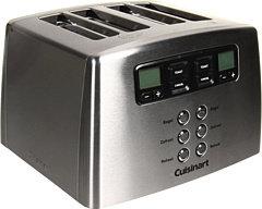 Cuisinart CPT-440 4-slice Countdown Motorized Metal Toaster