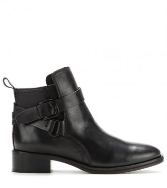 McQ Bridal leather ankle boots