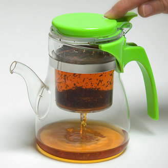 One Touch One-Touch Teapot in Green