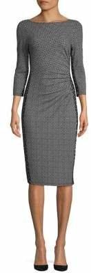 Max Mara Kriss Jersey Ruched Dress