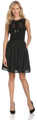 Jessica Simpson Women's Fit-And-Flare Dress
