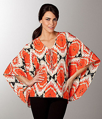 Vince Camuto Tribal Caftan Top