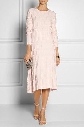 Roksanda Ilincic Waltan cable-knit sweater dress