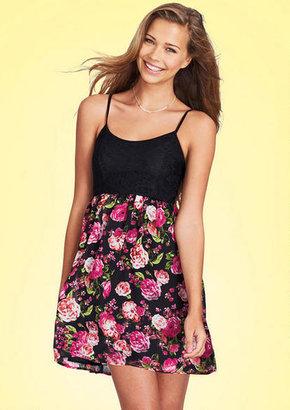Delia's Rose Flip Flop Dress