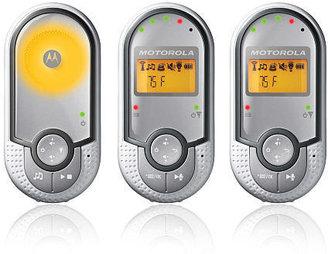 Parent Units Motorola Inc Motorola Digital Audio Baby Monitor including Two with LCD Display - MBP16-2