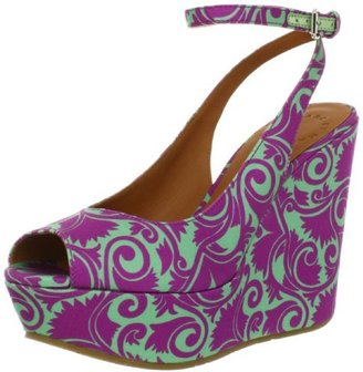 Marc by Marc Jacobs Women's Tootsie Floral Sandal